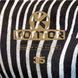 Cover - Turbofunk: Kontor - Top Of The Clubs Vol. 35
