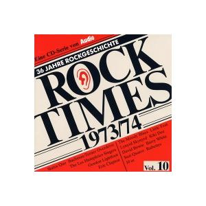 Rock Times Vol. 10 - 1973/74 - Cover