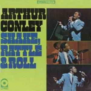 Cover - Arthur Conley: Shake, Rattle & Roll