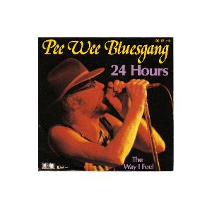 Cover - Pee Wee Bluesgang: 24 Hours
