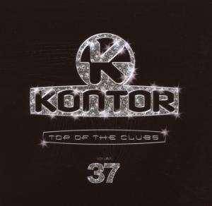 Cover - F & K: Kontor - Top Of The Clubs Vol. 37