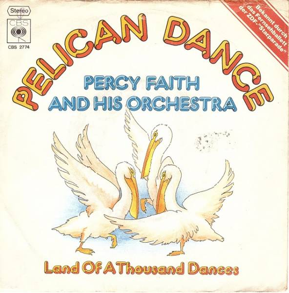 Percy Faith & His Orchestra: Pelican Dance - 7