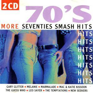 Cover - Paul Davidson: 70's More Seventies Smash Hits
