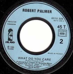 "Robert Palmer: Looking For Clues (7"") - Bild 4"