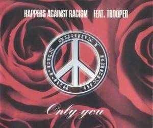 Cover - Rappers Against Racism: Only You