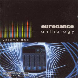 Eurodance Anthology Volume One - Cover