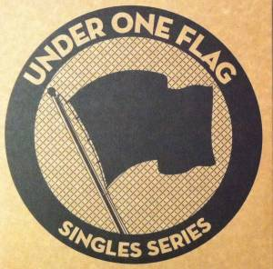 Downtown Struts: Under One Flag Singles Series #30 - Cover