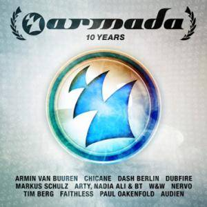 Cover - Motorcycle: 10 Years Armada