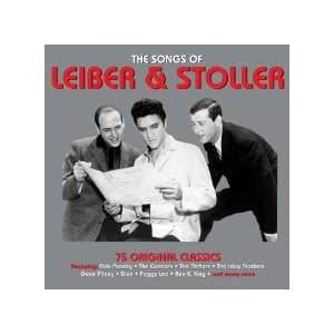 Cover - Richie Barrett: Songs Of Leiber & Stoller, The