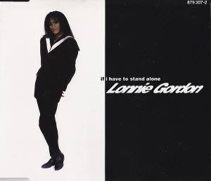 Cover - Lonnie Gordon: If I Have To Stand Alone