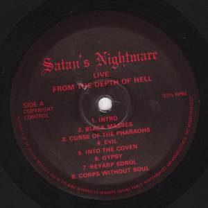 Mercyful Fate: Live From The Depths Of Hell (LP) - Bild 3