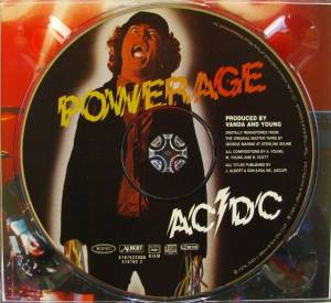 AC/DC: Powerage (CD) - Bild 6