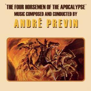 Cover - André Previn: Four Horsemen Of The Apocalypse, The