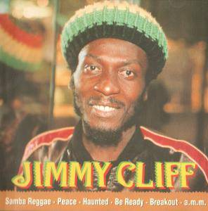 Cover - Jimmy Cliff: Samba Reggae