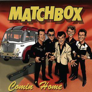 Cover - Matchbox: Comin' Home