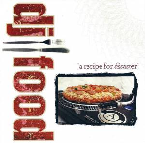 Cover - DJ Food: Recipe For Disaster, A