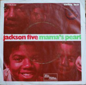 Cover - Jackson Five, The: Mama's Pearl