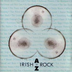 Irish A-Z Of Rock - Cover