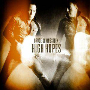 Bruce Springsteen: High Hopes - Cover