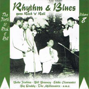 Cover - John Lee: Rhythm & Blues Goes Rock 'n' Roll - Volume 08 - Series Two