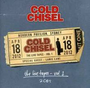 Cold Chisel: Live Tapes Vol. 1, The - Cover