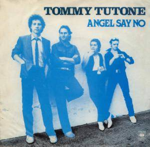 Cover - Tommy Tutone: Angel Say No