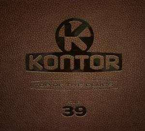 Cover - Alp Vs Outwork: Kontor - Top Of The Clubs Vol. 39