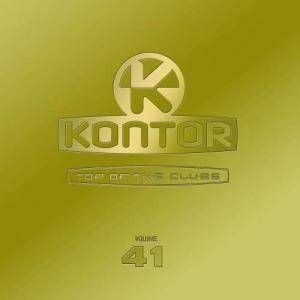 Cover - Markus Gardeweg Feat. Michael Feiner: Kontor - Top Of The Clubs Vol. 41