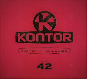 Cover - Nicola Fasano Vs Pat Rich: Kontor - Top Of The Clubs Vol. 42