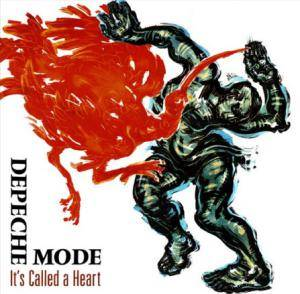 "Depeche Mode: It's Called A Heart (7"") - Bild 1"