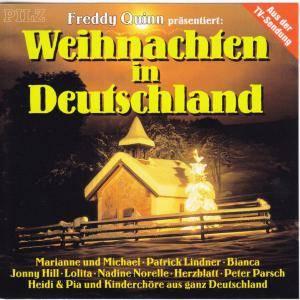 Wann Ist Weihnachten In Deutschland.Freddy Quinn Präsentiert Weihnachten In Deutschland Cd 1989