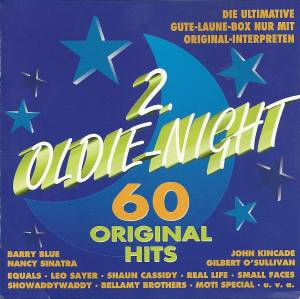 Cover - Hank Mizell: 2. Oldie-Night