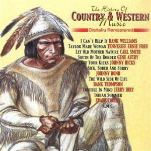 Cover - Johnny Hicks: History Of Country & Western Music, The
