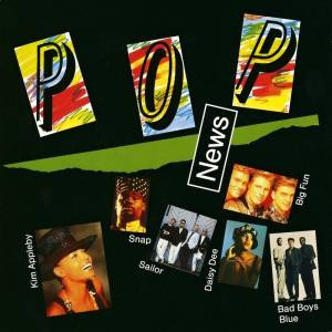 Cover - Fun-Tomas: Pop News 2/91
