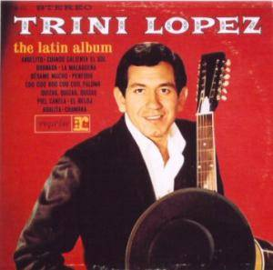 Cover - Trini Lopez: Swings Out And Heads South In The Latin Album