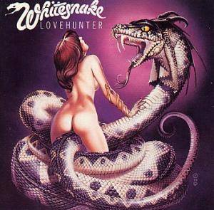 Whitesnake: Lovehunter - Cover