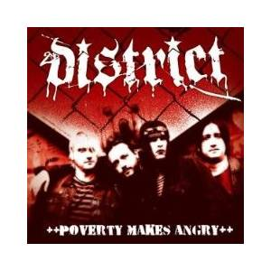 2nd District: Poverty Makes Angry (LP) - Bild 1