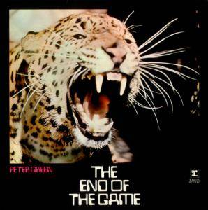 Peter Green: End Of The Game, The - Cover