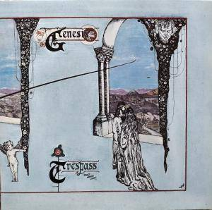 Genesis: Trespass - Cover