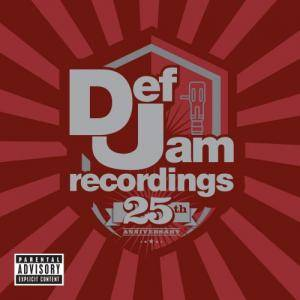 Def Jam Recordings 25th Anniversary - Cover