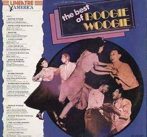 Cover - Big Maceo: Best Of Boogie Woogie, The