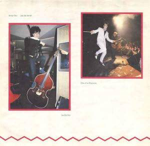 Stray Cats: Stray Cats (LP) - Bild 6