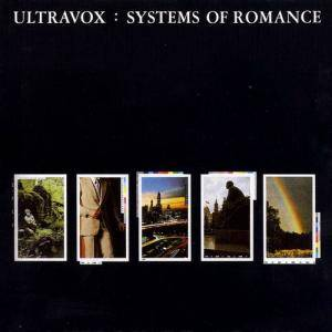 Cover - Ultravox: Systems Of Romance
