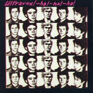 Ultravox: Ha! Ha! Ha! - Cover