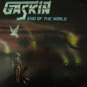 Gaskin: End Of The World - Cover