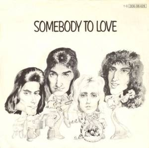 Queen: Somebody To Love - Cover