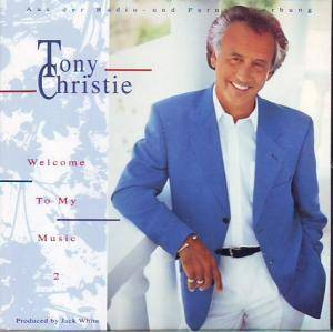 Tony Christie: Welcome To My Music 2 - Cover