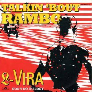 L-Vira: Talkin 'bout Rambo - Cover