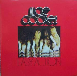 Alice Cooper: Easy Action - Cover