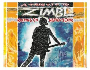 Tribute To Zimbl - Rocking On Heaven's Door, A - Cover